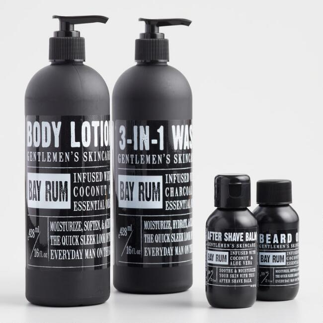 Gentlemen's Skin Care Collection