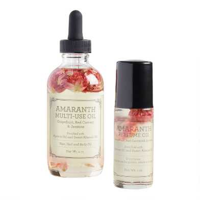 Amaranth Perfume Oil Collection