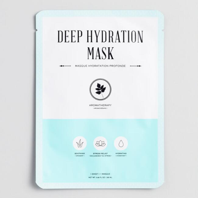 Kocostar Deep Hydration Korean Beauty Sheet Mask Set of 2
