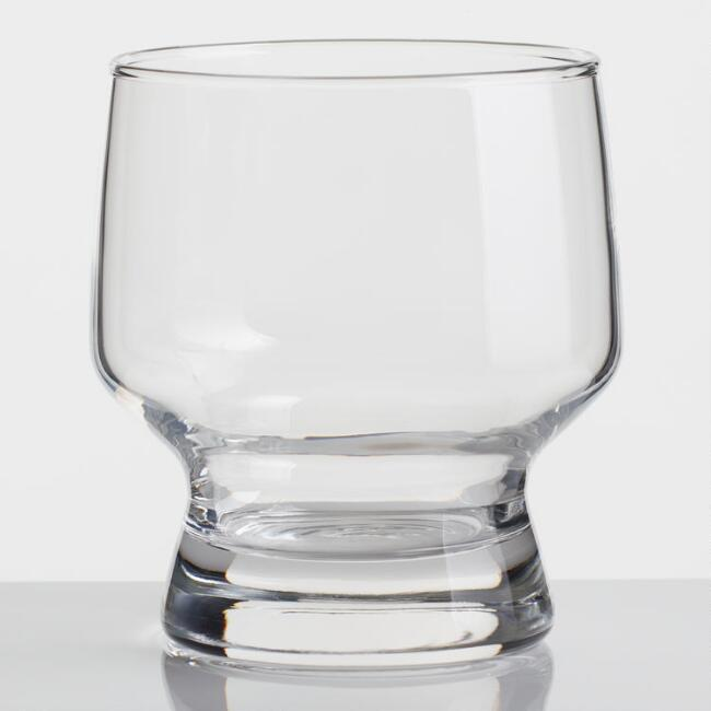 Narvik Double Old Fashioned Glasses Set of 4