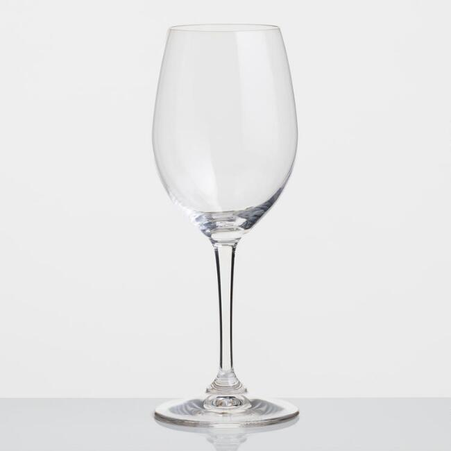 Riedel Vivant Crystal White Wine Glasses Set of 4