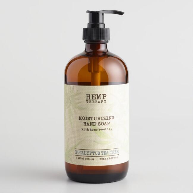 Hemp Therapy Eucalyptus Tea Tree Hand Soap