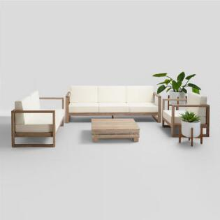 Affordable outdoor patio furniture world market - Factory sofas sevilla ...