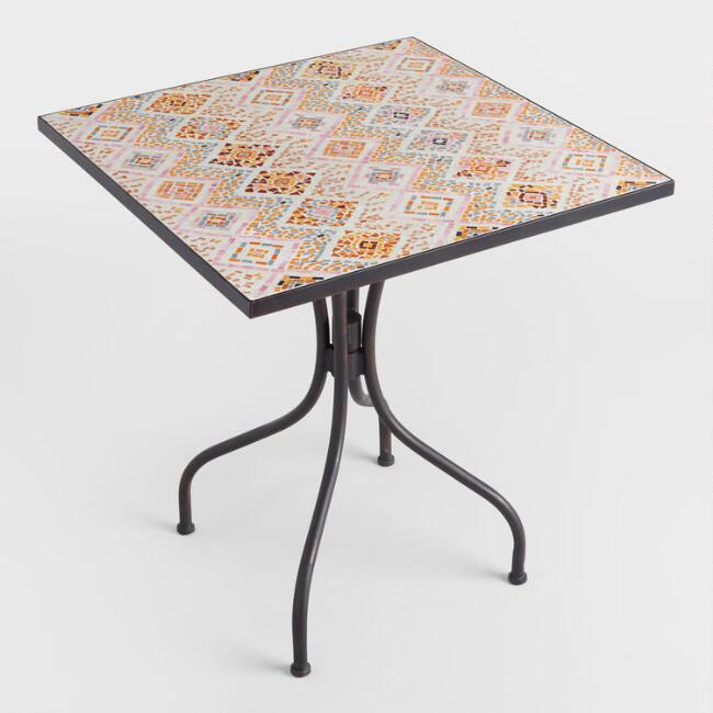 Southwest Cadiz Outdoor Bistro Table