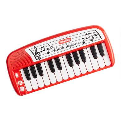 Schylling Electric Keyboard Music Toy