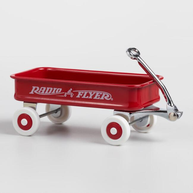 Radio Flyer Mini Classic Red Wagon