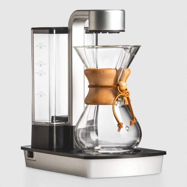 Chemex Ottomatic 6 Cup Pour Over Coffee Machine Set