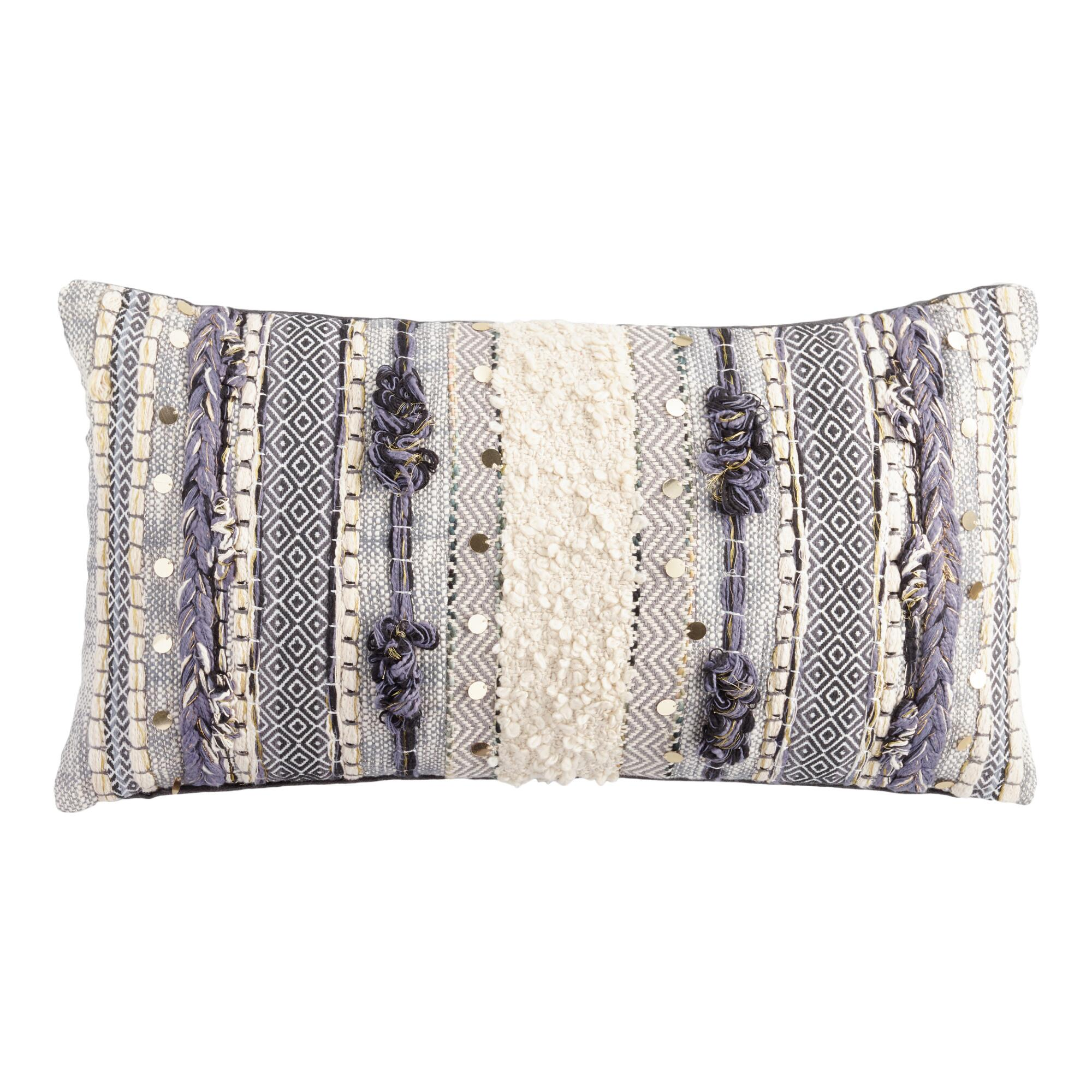 lee pillows pillow purple watersedge chairish pair belgian product jofa accent a grey velvet