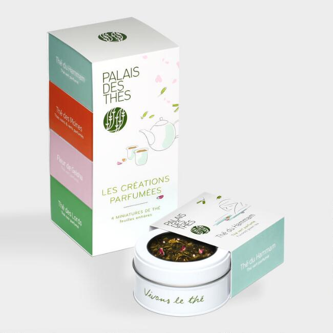 Palais Des Thes Scented Tea Blends Sampler Set