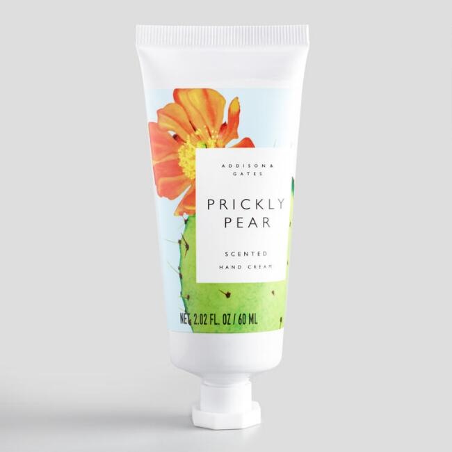 A&G Pastel Tropical Prickly Pear Hand Cream Set of 2