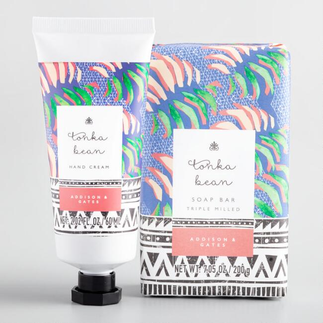 A&G Jungle Tonka Bean Collection