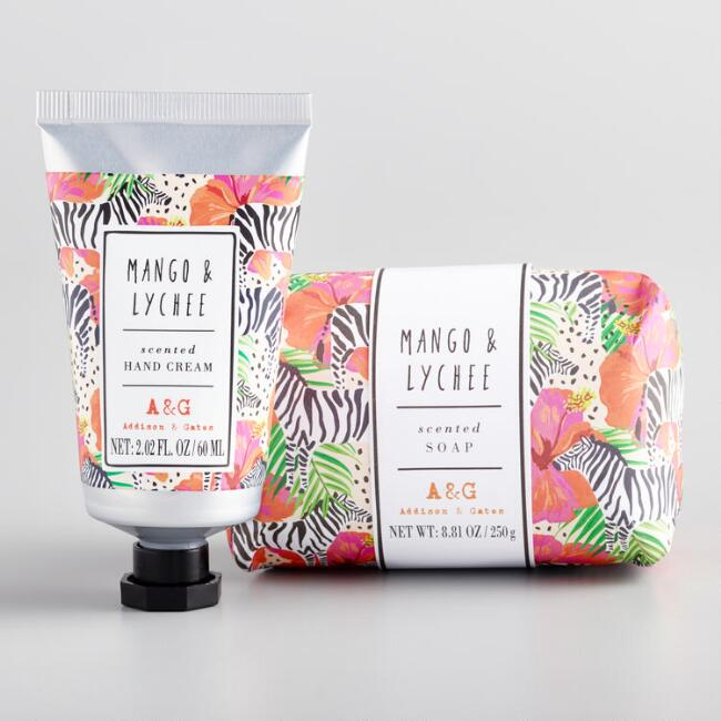 A&G Jungle Vibes Mango and Lychee Collection