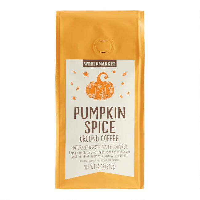 World Market® Pumpkin Spice Blend Coffee, 12 oz.