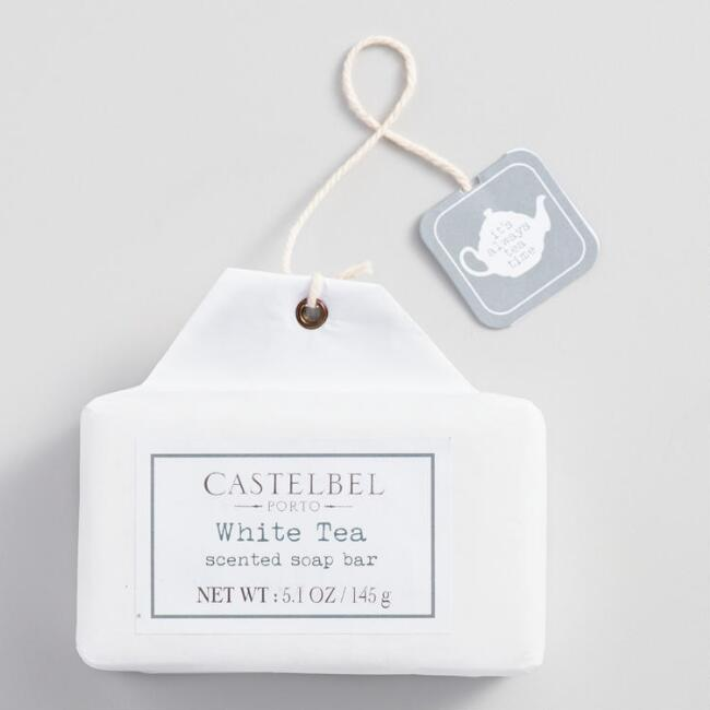 Castelbel White Tea Bar Soap