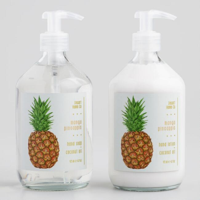 Desert Home Mango Pineapple Hand Care Collection