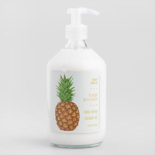 Desert Home Mango Pineapple Hand Lotion