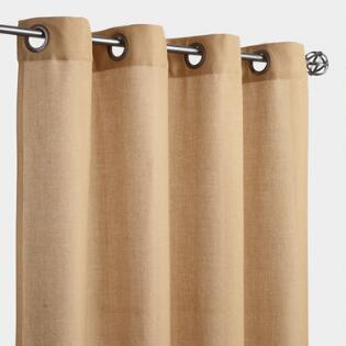 Outdoor Curtains - Patio Curtains   World Market
