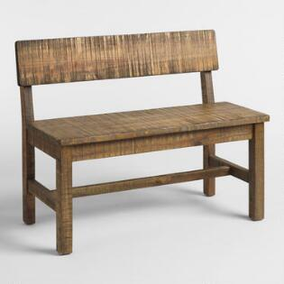 Dining Room Benches, Banquettes, Settees | World Market