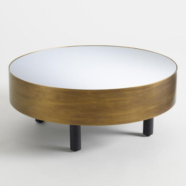 Round Cristelle Coffee Table