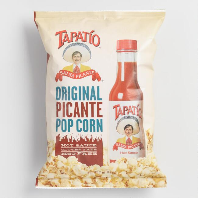 Tapatio Original Picante Popcorn