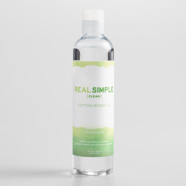 Real Simple Cutting Board Oil