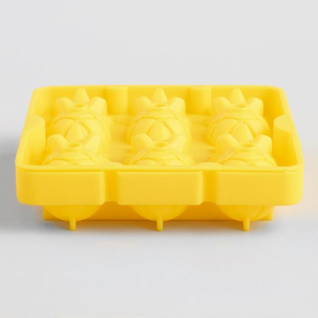 Pineapple Silicone Ice Cube Tray