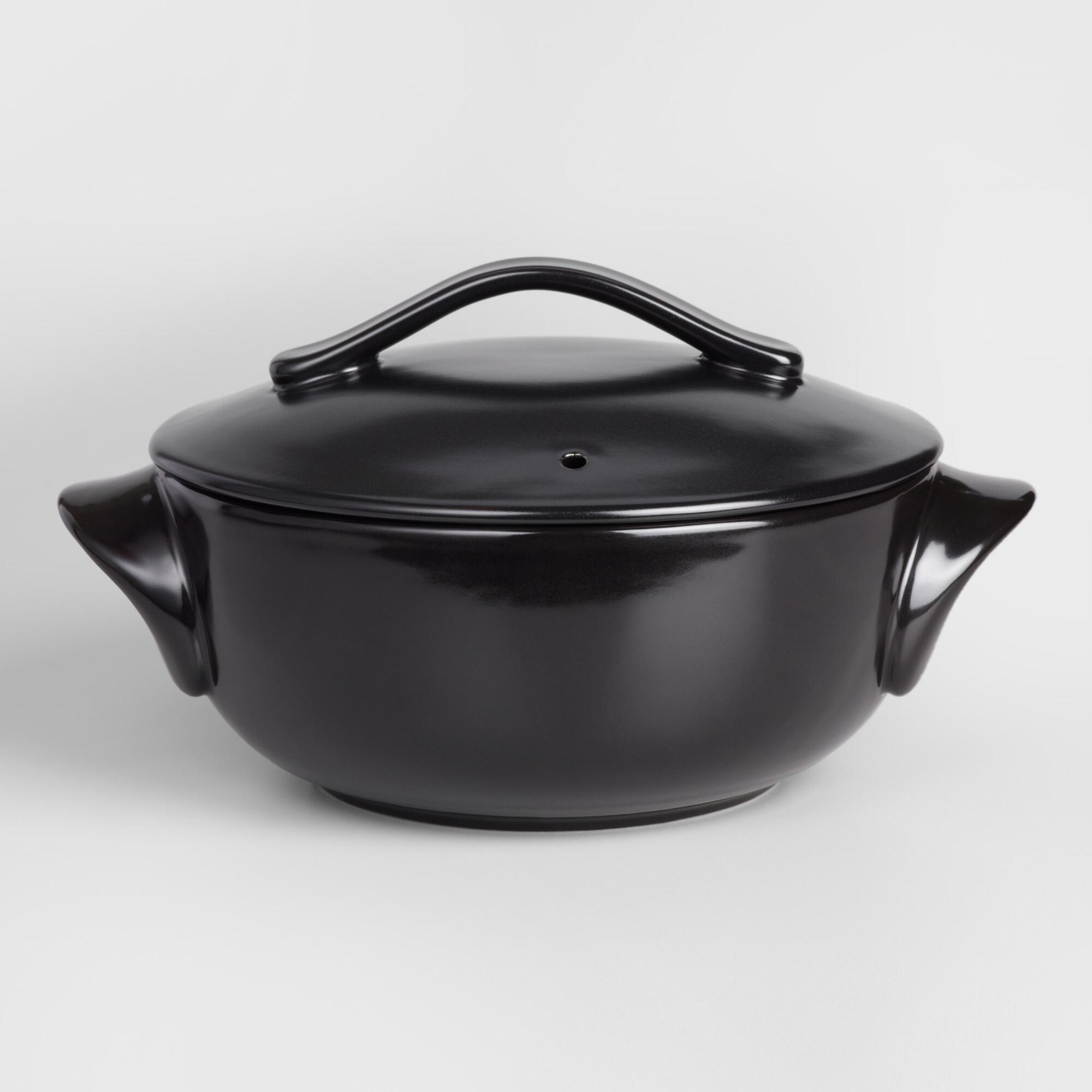 Clay Stovetop Rice Cooker World Market