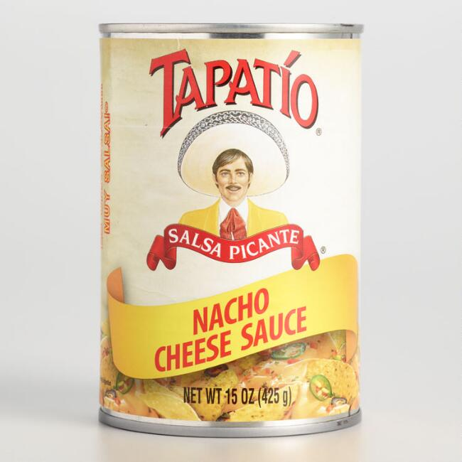 Tapatio Nacho Cheese Sauce