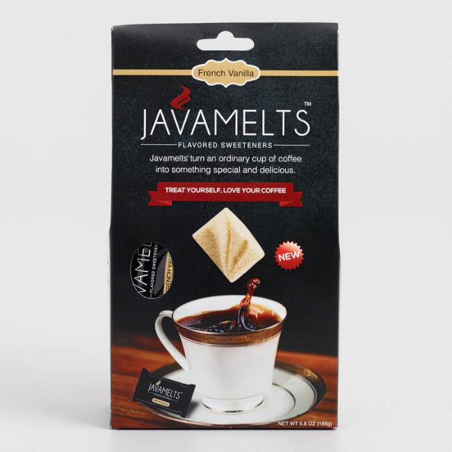 Javamelts French Vanilla Coffee Sweetener