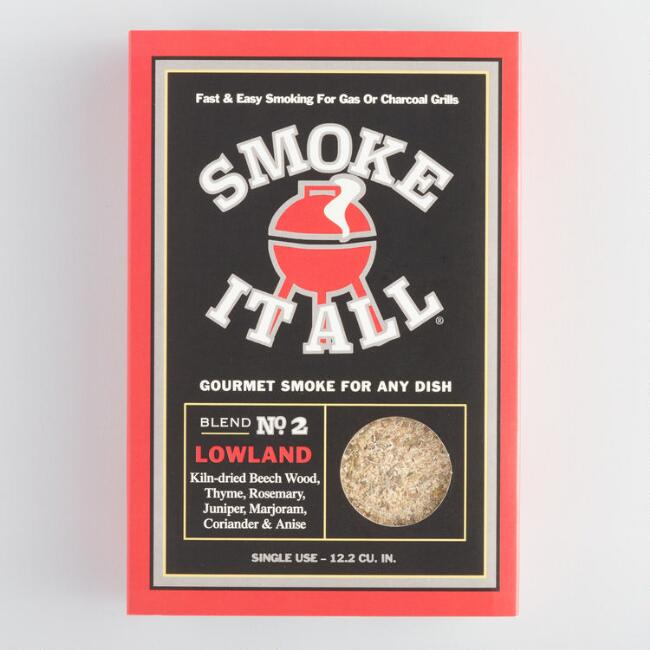 Smoke It All Lowland Wood Smoke Dust