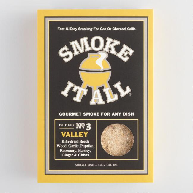 Smoke It All Valley Wood Smoke Dust