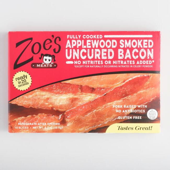 Zoe's Applewood Smoked Bacon