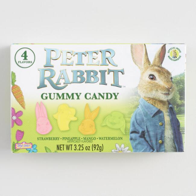 Peter Rabbit Theater Box Gummy Candy