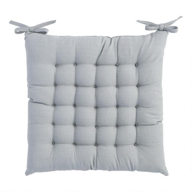 Gray Dasutti Chair Cushion