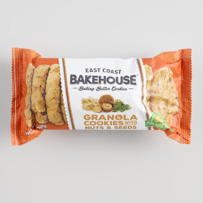 East Coast Bakehouse Crunch'Ems Seeds and Nuts Cookies