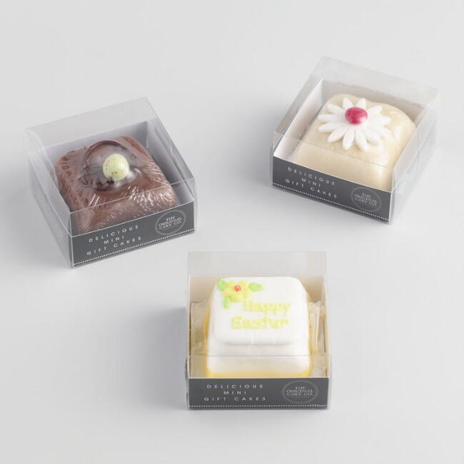 The Original Cake Co. Mini Easter Cakes