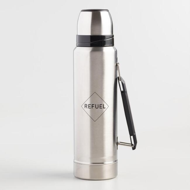 Refuel Vacuum Insulated Stainless Steel Thermos