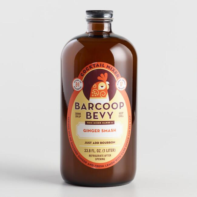 Barcoop Bevy Ginger Smash Cocktail Mix