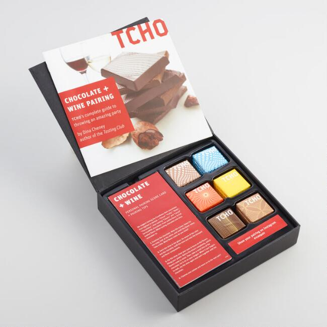 TCHO Wine Pairing Party in a Box