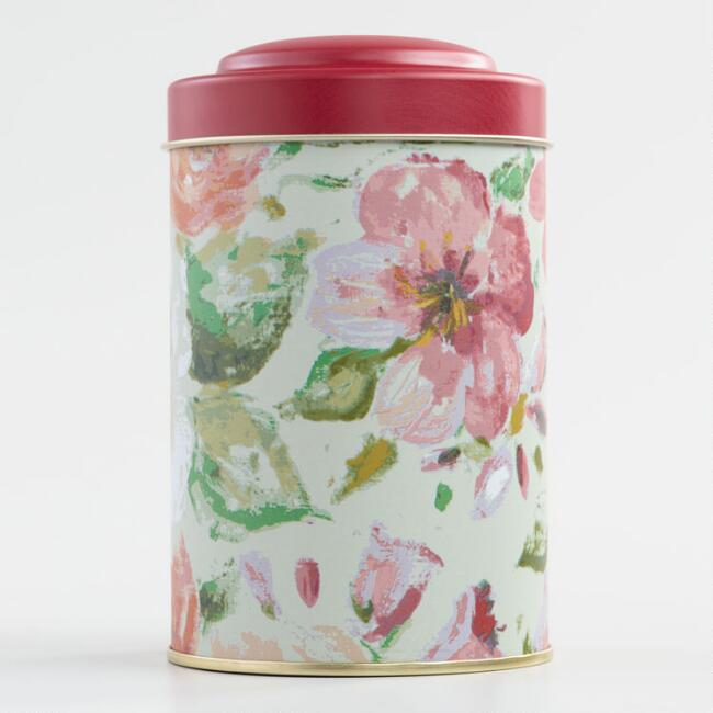 Nora Tea Tins Set of 6