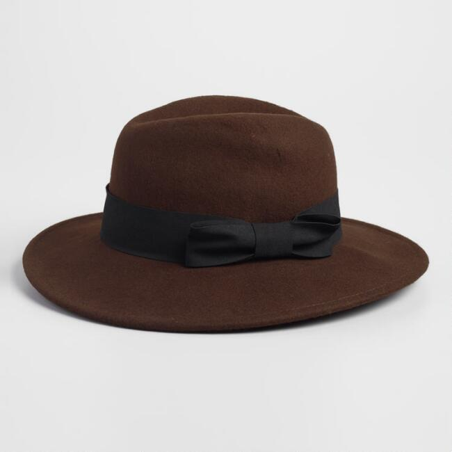 Chocolate Brown Rancher Hat