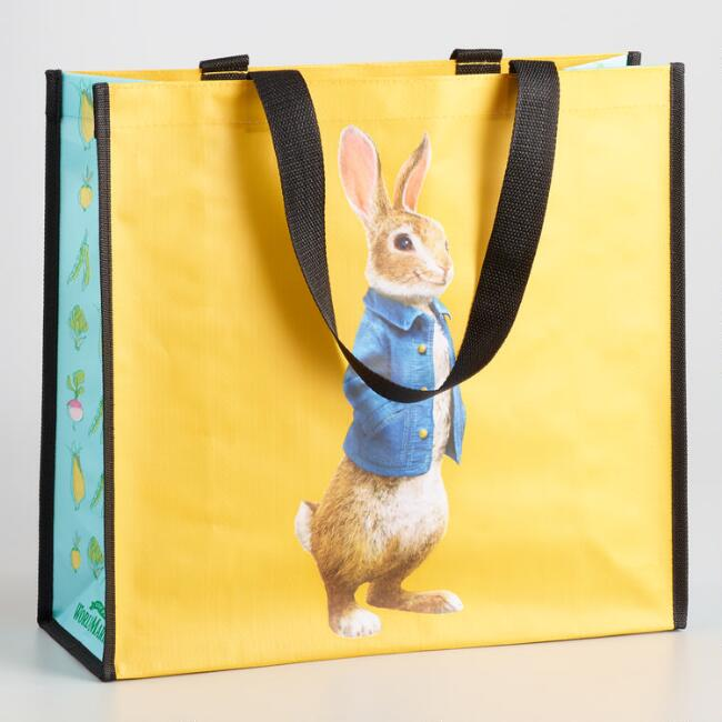 Large Peter Rabbit Tote Bag