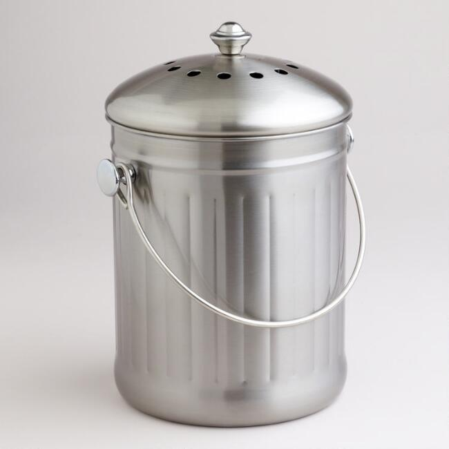 Stainless Steel Composter