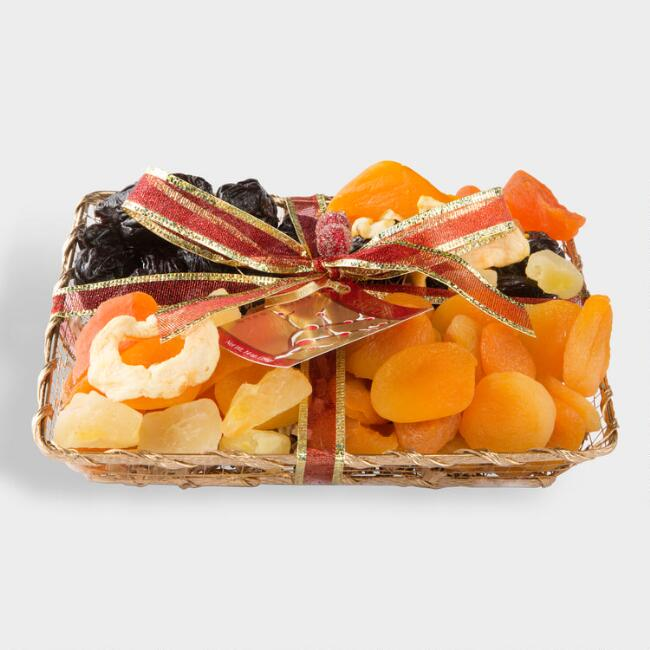Apricot and Plum Fruit Medley Gift Set