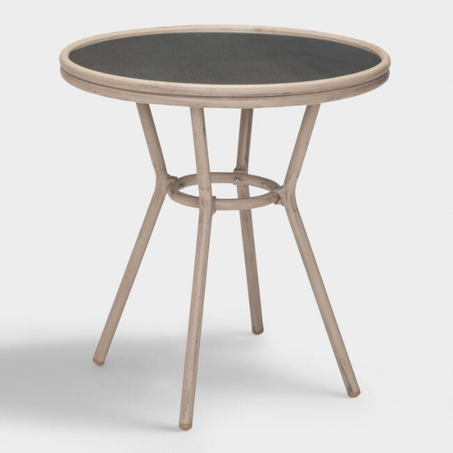 All Weather Wicker Elie Outdoor Bistro Table