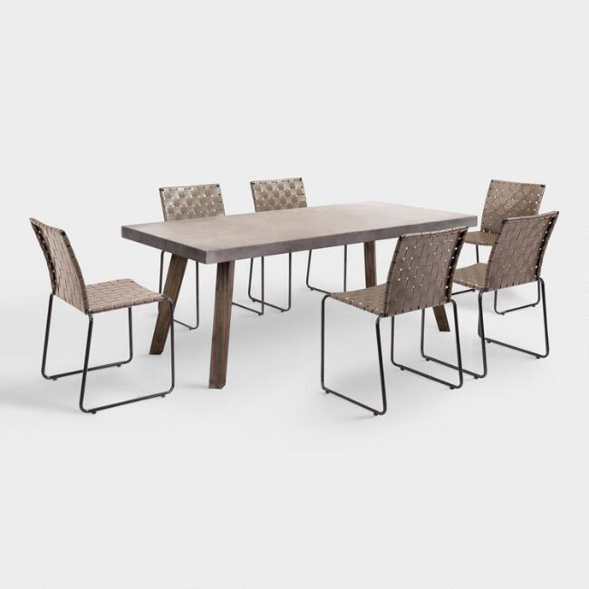 Armelle Outdoor Dining Collection