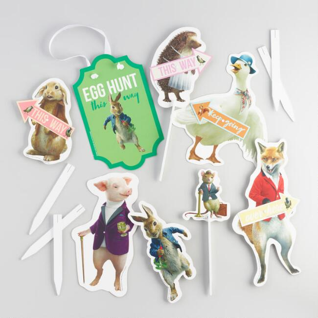 Peter Rabbit Easter Egg Hunt Kit