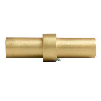 Brass T Knobs Set of 2