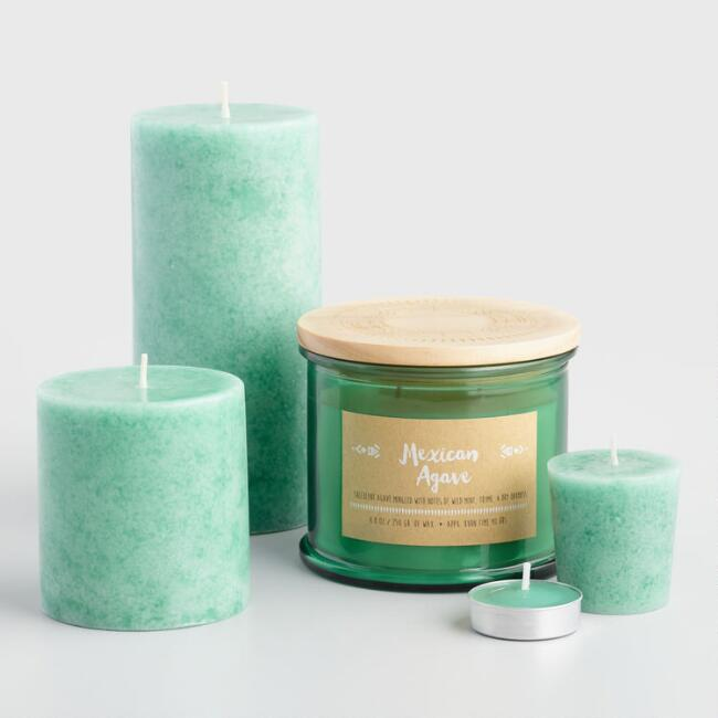 Mexican Agave Candle Collection