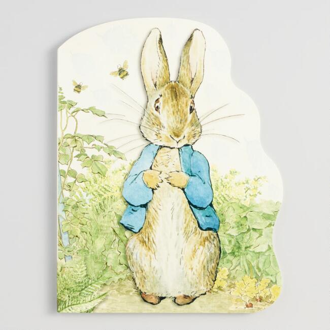 Large Peter Rabbit Board Book